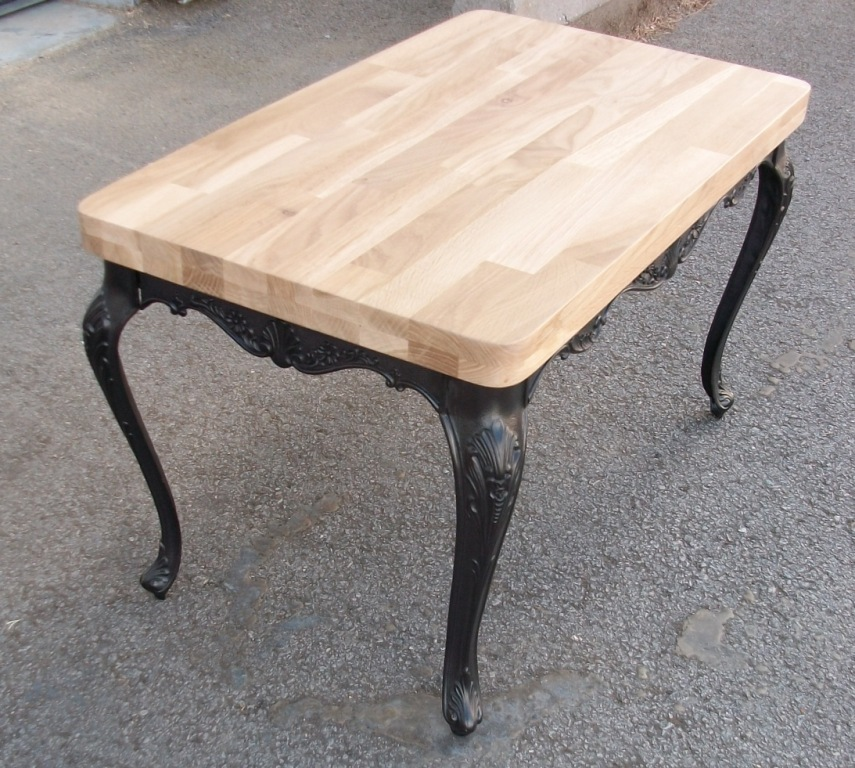 Moderniser une table basse ancienne - Relooker une table basse ...