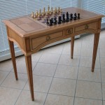 Table style Louis XVI - art'ébèn