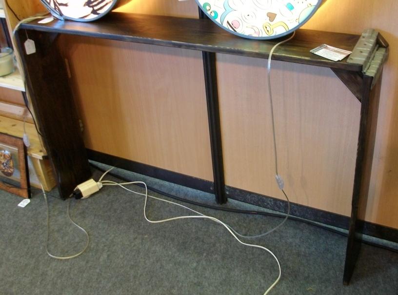 console palette console meuble maison et jardin meubles ud tutoriel meuble tv palette with. Black Bedroom Furniture Sets. Home Design Ideas