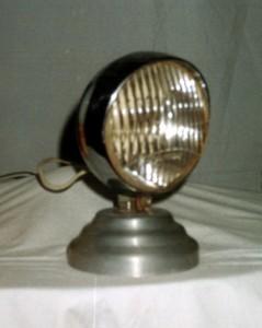 lampe phare - Art'ébèn