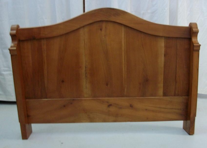 T te de lit d but 1900art 39 b n - Plan pour fabriquer une tete de lit ...
