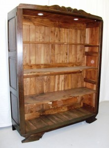 armoire/bibliothèque - Art'ébèn