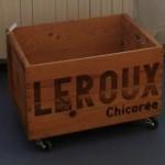 """Caisse"""" Leroux"""" - art'ébèn"""