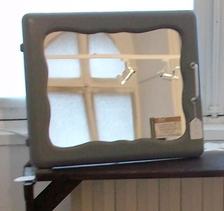 Miroir / porte - art'ébèn