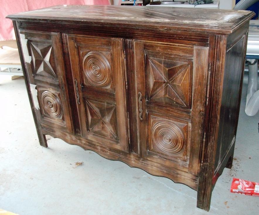 bas de buffet breton relook art 39 b n. Black Bedroom Furniture Sets. Home Design Ideas