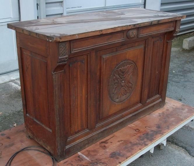 comptoir tirelireart 39 b n. Black Bedroom Furniture Sets. Home Design Ideas