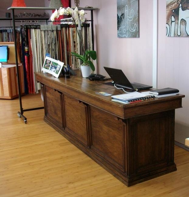 comptoir de drapierart 39 b n. Black Bedroom Furniture Sets. Home Design Ideas