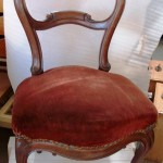 Chaise louis XV - Art'ébèn