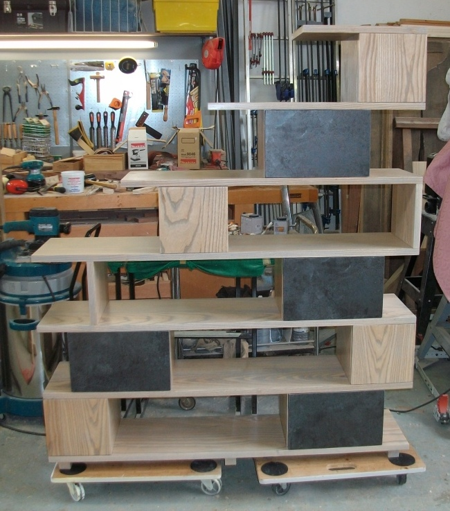 etag re sous pente art 39 b nart 39 b n. Black Bedroom Furniture Sets. Home Design Ideas