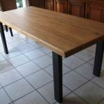 Table style industriel - art'ébèn