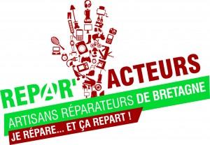 Logo répar'acteurs Bretagne - art'ébèn