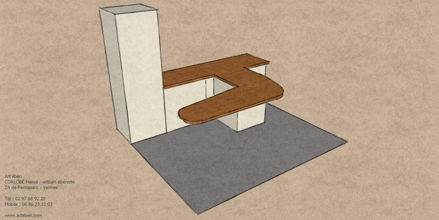 Plan De Travail Sur Mesure Ikea