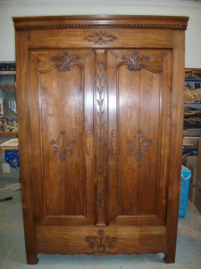 armoire ancienne - art'ébèn