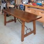 Table ancienne - art'ébèn