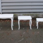 tables gigognes - art'ébèn