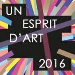 logo 2016 un esprit d'art - arteben