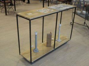 console industrielle - art'ébèn