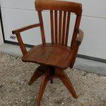 chaise de bureau - art'ébèn