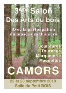salon art du bois camors - art'ébèn
